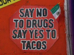 veiligheid mexico drugs