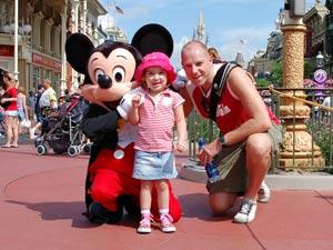Besuchen Sie Disney & Co. in einem der Vergnügungsparks