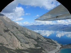 Kluane Nationalpark - Mount Logan