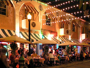 Espanola Way in Miami Beach