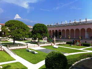 The Ringling Kunstmuseum in Sarasota