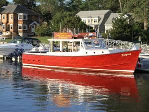 Das Lobster-Boot für Ihren Ausflug