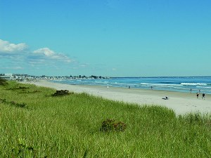 Strand bei Kennebunkport