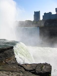 Ausflug zu den Niagara Wasserfällen
