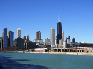 Skyline von Chicago