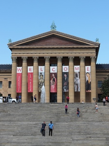 Museum of Art in Philadelphia