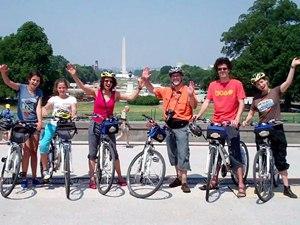 Fahrradtour zu den Highlights von D.C.