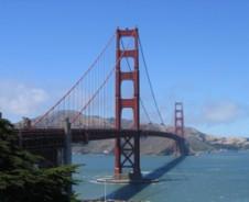 San Francisco – Golden Gate Bridge, Alcatraz und Cable Cars