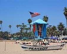 Entspannte Tage in Santa Barbara