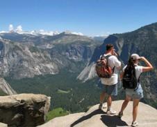 Faszinierende Bergwelten im Yosemite Nationalpark