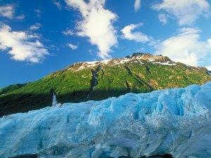 Kenai Fjords Nationalpark Exit Gletscher Copyright: Ciri Alaska Tourism