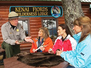 Ranger Fox Island - Copyright: Ciri Alaska Tourism