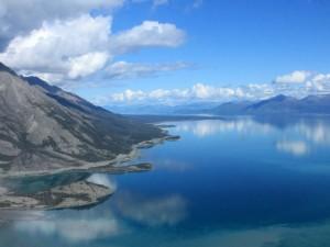 Kanada-Landschaft-Weiterfahrt