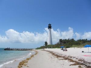 Cocoa Beach an der Ostküste