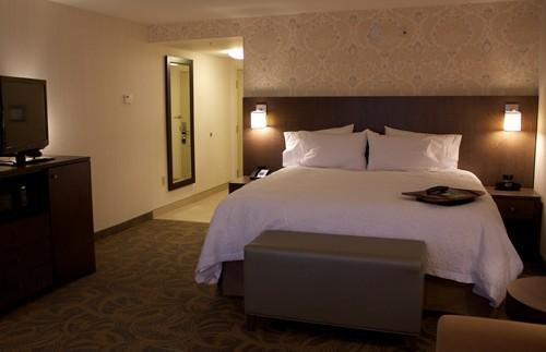 Das Zimmer in Ithaca