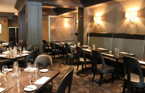 Das Restaurant des Hotels in Washington