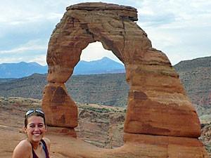Rote Bögen im Arches Nationalpark