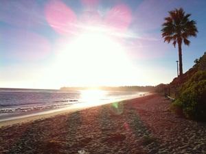 Strand von San Diego