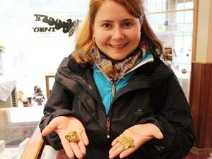 Haben Sie schon Goldgräberstimmung?