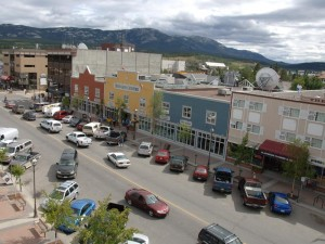 Häuser in Whitehorese, Copyright: Yukon Government alaska und yukon