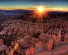 Bryce Canyon – Sonnenaufgang bei den Hoodoos