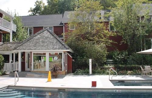 Unterkunft mit Pool in Stowe
