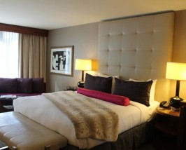 Zimmer des Komforthotels in Washington