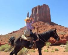 Zu Besuch bei den Navajo Indianern im Monument Valley