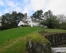 Das Country Inn von außen