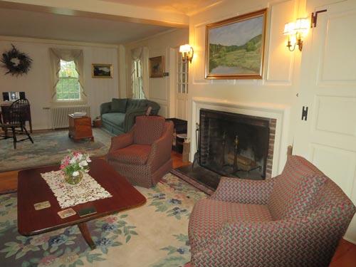Wohnzimmer der Special Stay Unterkunft
