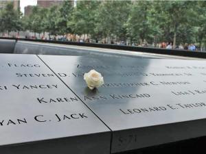 Das Memorial erinnert an 9/11