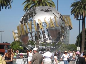 Die Filmindustrie erleben Sie in den Universal Studios