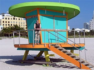 Turm am Beach