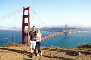 USA-Westen-SanFrancisco-GoldenGateBridge-Kunde