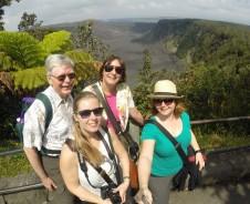 Zu Besuch bei der Vulkangöttin