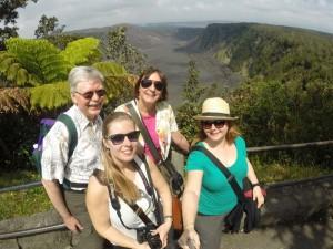 Beim Inselhopping Hawaii besuchen Sie auch den Volcano Nationalpark