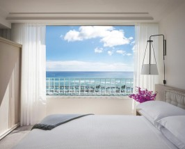 Luxuriöses Zimmer in der Nähe des Meeres
