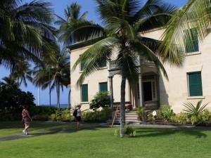 Iolani Palace in Kona