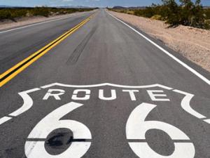 Westernfeeling an der Route 66