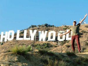 Hollywood-Schild