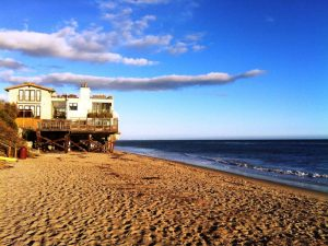 Haus am Strand in Los Angeles