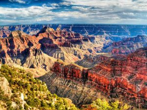 USA-Arizona-Landschaften-Grand-Canyon