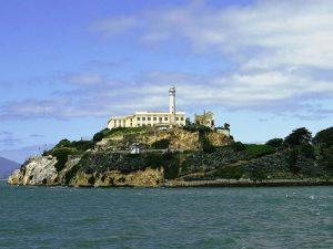 Gefängnisinsel Alcatraz bei San Francisco