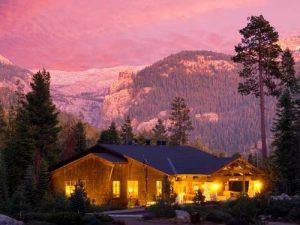 Hotel im Sequoia Nationalpark
