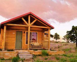 Komfortable Hütte am Rande des Zions Nationalparks
