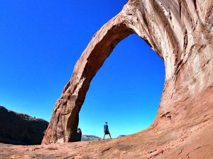 Felsformation im Arches Nationalpark