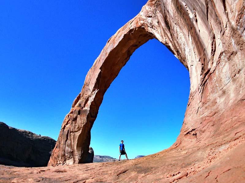Felsformation im Arches Nationalpark