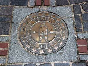 Der Freedom Trail in Boston