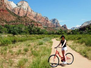 usa-Radtour-durch-den-Zion-Nationalpark
