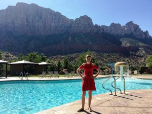 USA-zion-springdale-hotel-pool-panorama